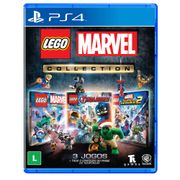 Game LEGO Marvel Collection PS4