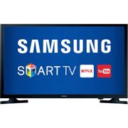 "Smart TV LED 32"" Samsung 32J4300 HD 2 HDMI 1 USB Wi-Fi com Conversor Digital"