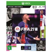 Game Fifa 21 Xbox One