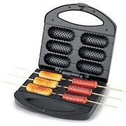 Crepeira Mondial Pratic Crepe & Hot Dog CP-01 110V