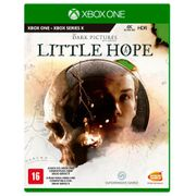 Jogo The Dark Pictures Anthology: Little Hope - Xbox One.