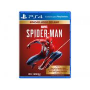 Game Spider-Man Game of The Year PS4