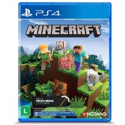 Game Minecraft Starter Collection PS4