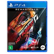 Jogo Need for Speed Hot Pursuit Remastered - PS4.