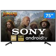 "TV Smart TV Sony XBR-75X805G 75"" LED 4K"