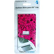 Adesivo-Fashion-Skins-Tech-Dealer-8150-Pink-para-Personalizar-Nintendo-DS_0
