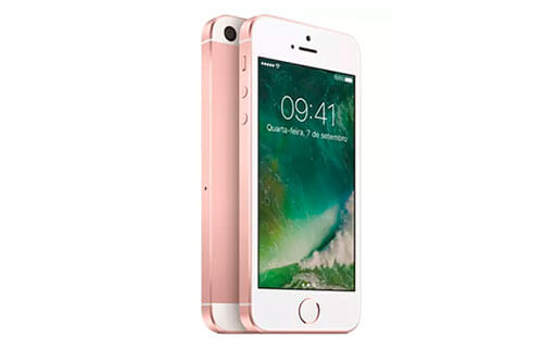 iPhone SE Apple Rosa