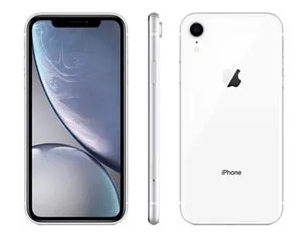 iPhone iPhone XR手机白色