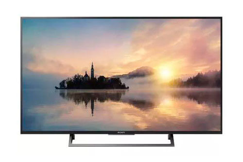 TV 55 Polegadas HDR Ultra HD 4K Sony